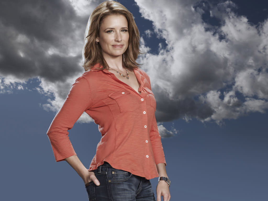 "Shawnee Smith stars as Jennifer Goodson in ""Anger Management"" on FX."