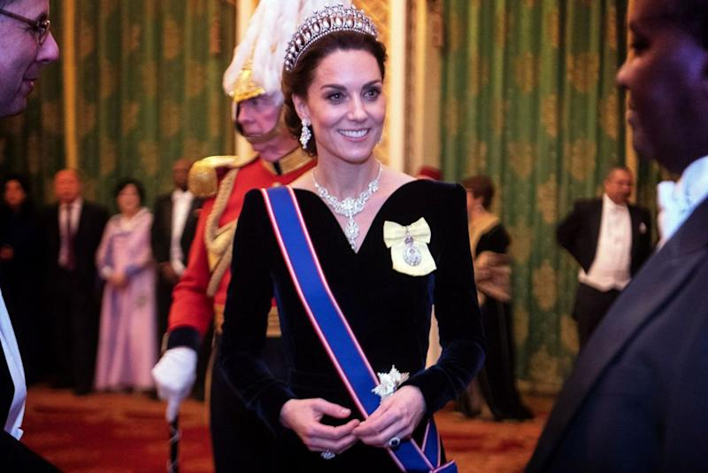 Kate Middleton | Victoria Jones/PA Wire