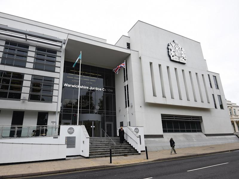 The judge at Warwick Crown court said that the victim's evidence made 'harrowing listening': PA