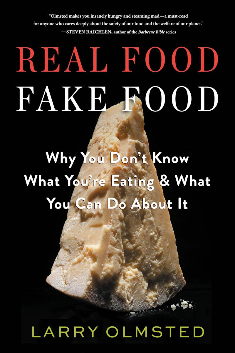 Your Fridge Could Be Full Of Fake Food