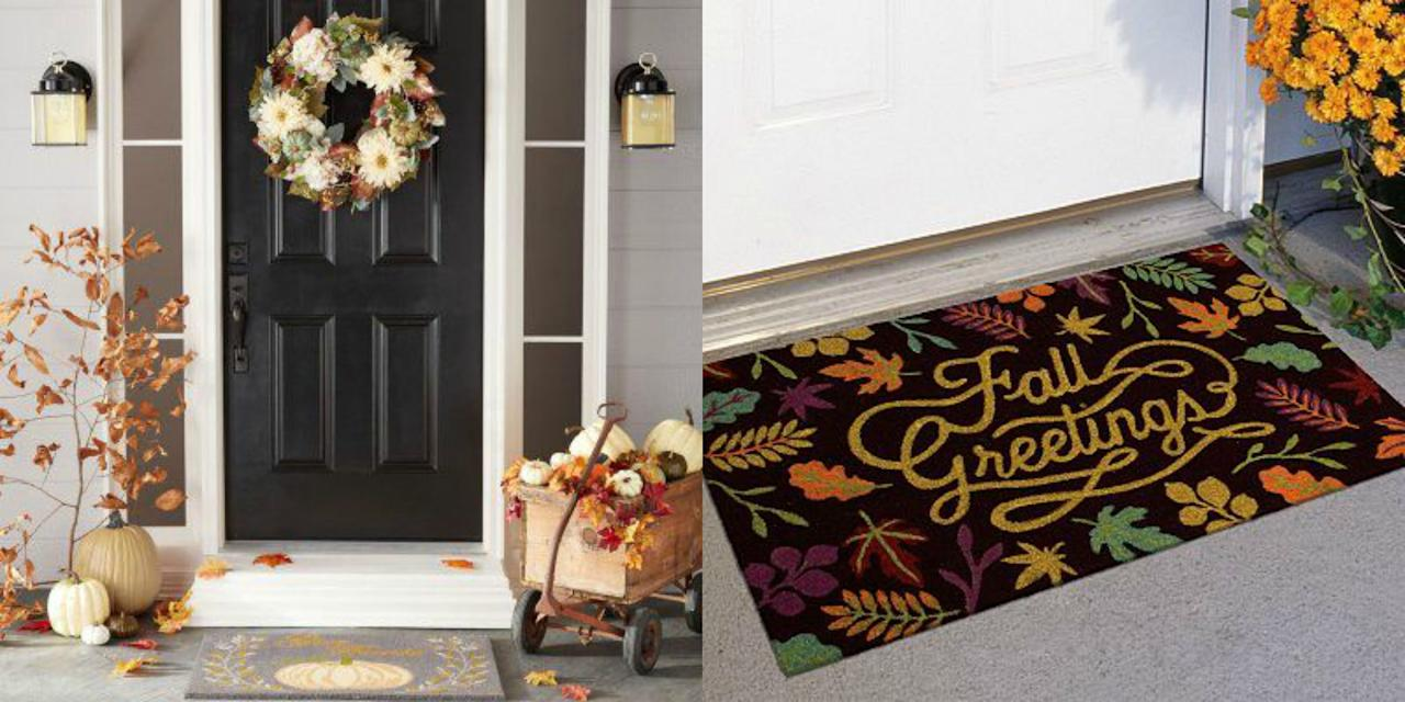 Sam's Club Just Revealed All The Fall Decorations Hitting