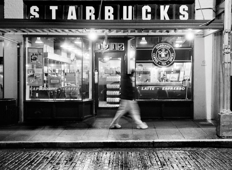 Starbucks Pike Place first location