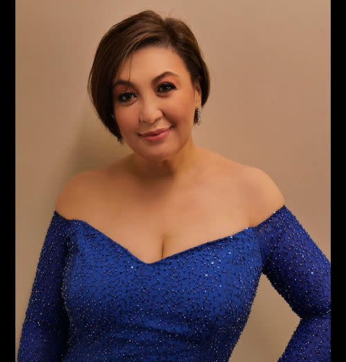 Sharon Cuneta became a star at a young age and she has no regrets