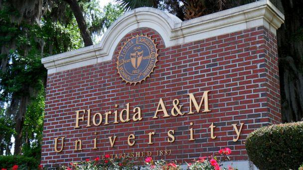 PHOTO: Florida A&M University entrance sign. (Jeff Greenberg/Universal Images Group via Getty Images, FILE)
