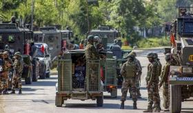 J&K encounter: Two militants, army men killed in Pulwama district