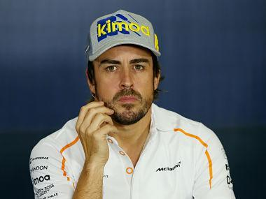 In his media session, Fernando Alonso estimated that McLaren were up to two seconds slower per lap than the front-running teams.
