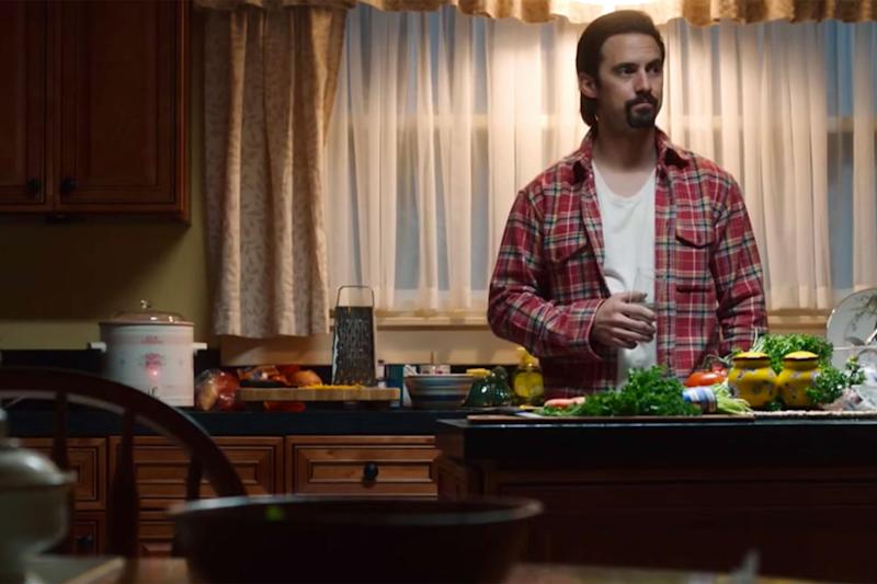 This is Us star Milo Ventimiglia says a slow cooker wasn't the first choice for igniting Pearson house fire