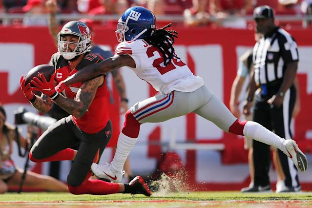 Janoris Jenkins' Giants dig nearly blew up in his face