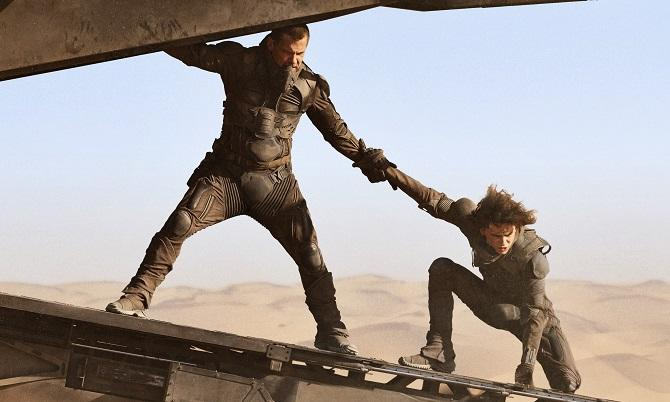 Dune (Chiabella James; © 2020 Warner Bros. Entertainment Inc. All Rights Reserved.)