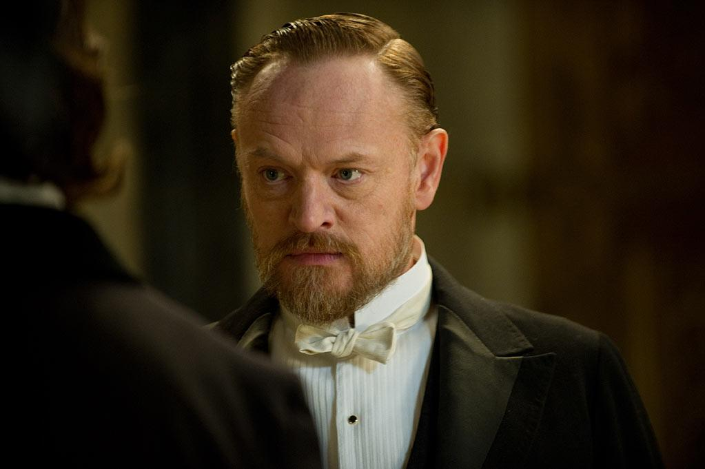 """<a href=""""http://movies.yahoo.com/movie/contributor/1800020406"""">Jared Harris</a>, who plays Sherlock's archnemesis Professor Moriarty, is an old hand when it comes to show business. He has appeared in scores of movies, including """"Natural Born Killers,"""" where he acted opposite Robert Downey Jr., and he currently has a leading role in the AMC series """"Mad Men."""" When he signed on to """"Sherlock,"""" he was warned about the unusual movie-making methods that Ritchie and Downey Jr. forged during the production of the first movie. """"Everybody on the crew told me these guys had a strange way of working,"""" he told the <a href=""""http://www.bbc.co.uk/news/entertainment-arts-16116237"""">BBC</a>:. """"It became a warning: 'You're going to panic but trust it, it's going to work ... The first scene we shot was a 15-page sequence. I think I only said one line from the script we rehearsed. The whole thing changed."""""""