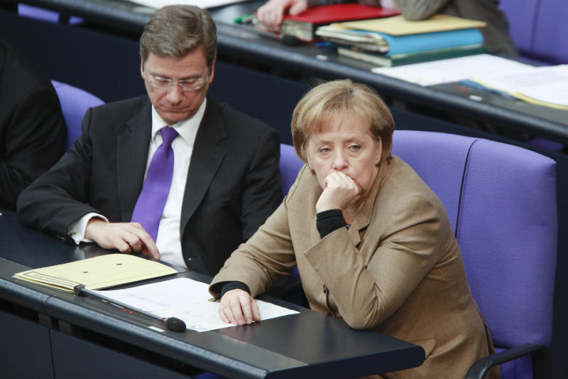 Germany: economic giant reluctant to lead