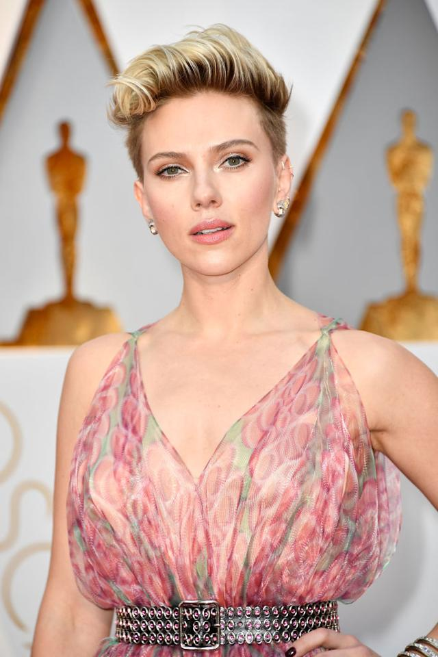 Three Products Used to Get Scarlett Johansson's Rocker Chic Hair Were All Less Than $6