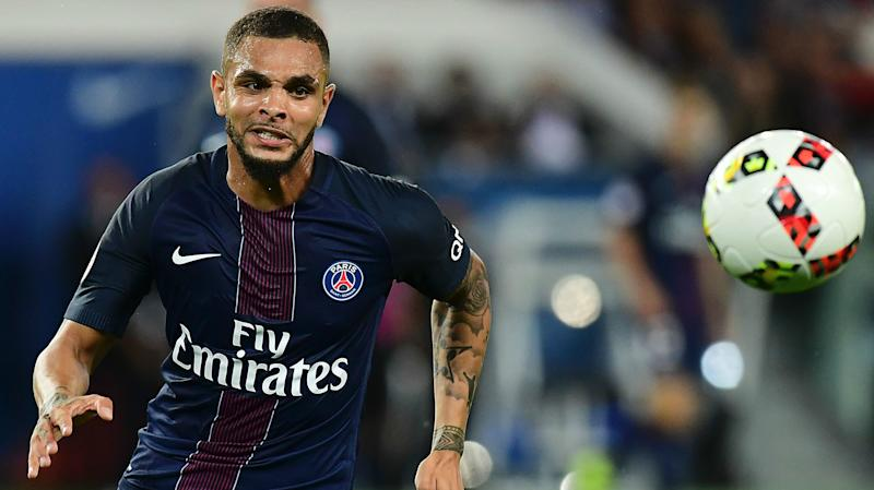 HD Layvin Kurzawa Paris Saint-Germain Saint-Etienne Ligue 1 09092016