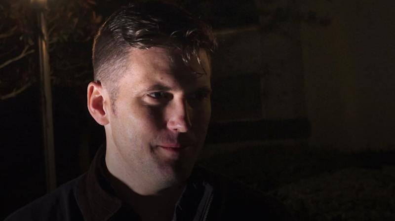 Watch Richard Spencer Try To Explain Why He's Not A Nazi