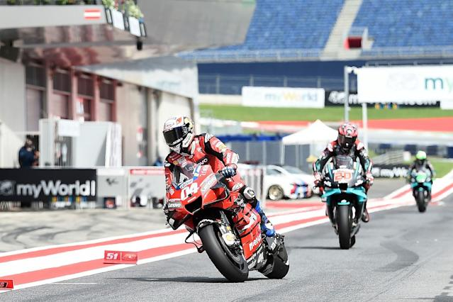 Dovizioso More A Motogp Title Contender Than Vinales Quartararo Lawrence sonntag ретвитнул(а) us consumer product safety commission. yahoo finance