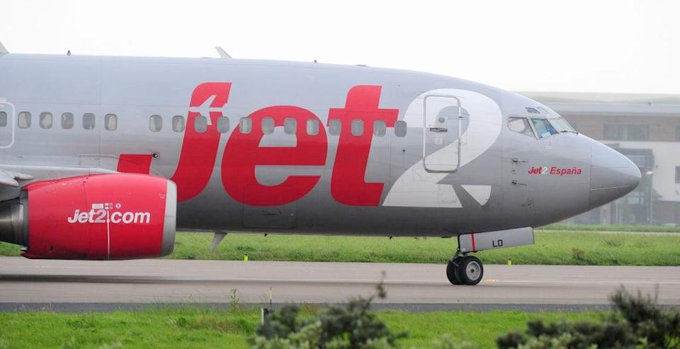 Jet2 said bookings remain under pressure for the winter season (Anna Gowthorpe/PA) (PA Archive)