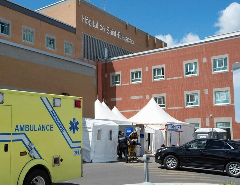 Quebec hospital outbreak prompts 'massive' testing as case numbers increase