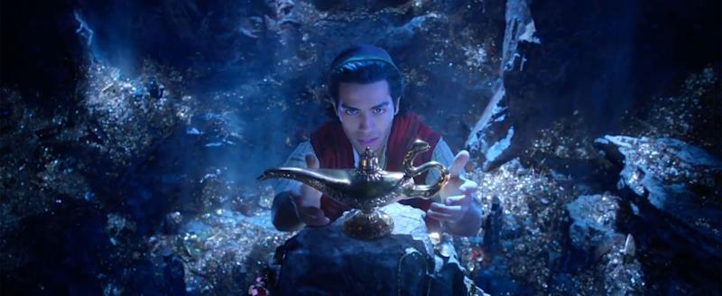 Disney Gives Aladdin Fans Their First Look at the Live-Action Remake with a Magical Teaser Trailer