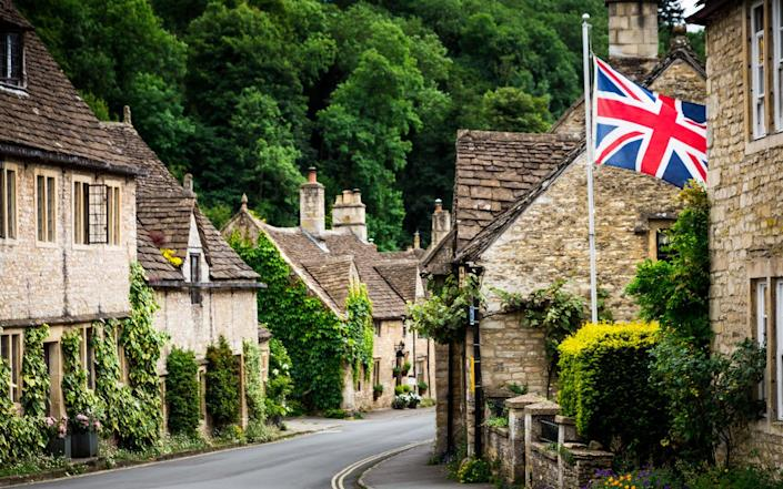 Could it be the Cotswolds? - GETTY