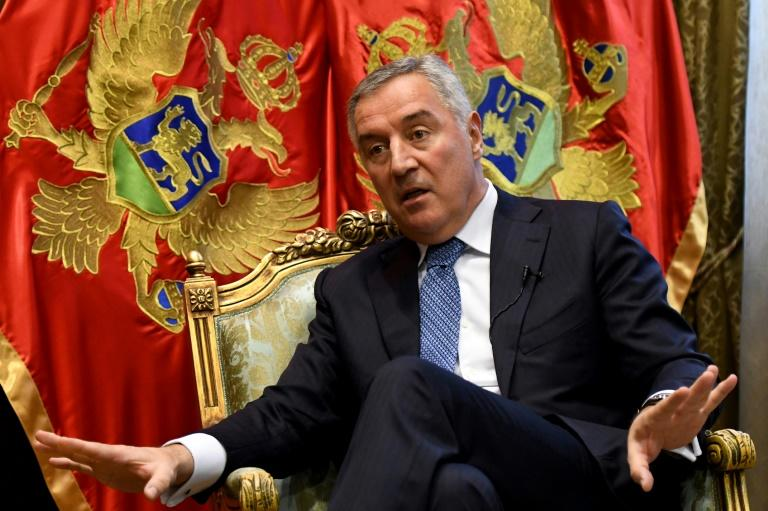 Djukanovic, who has run the small Adriatic country for nearly 30 years, doubled down on the stance as Montenegro is roiled by protests over the status of the Serbian Orthodox Church