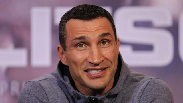 As he goes in pursuit of regaining his world heavyweight titles, Wladimir Klitschko enjoys being underdog to Anthony Joshua at Wembley.