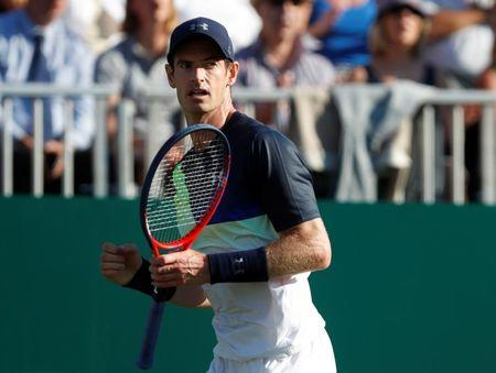 Murray's first win of 2018 sets up Edmund clash — ATP