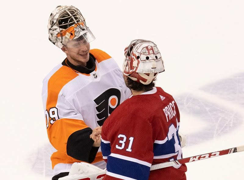 Canadiens battle hard, but fall 3-2 as Flyers move onto second round