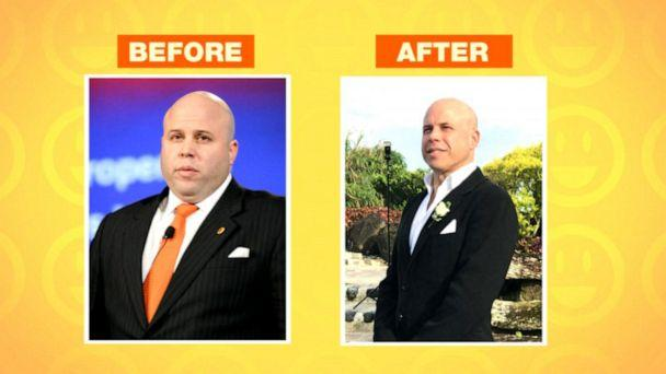 PHOTO: Small habit changes helped Mitch Presnick lose more than 100 pounds.s (Courtesy Mitch Presnick )