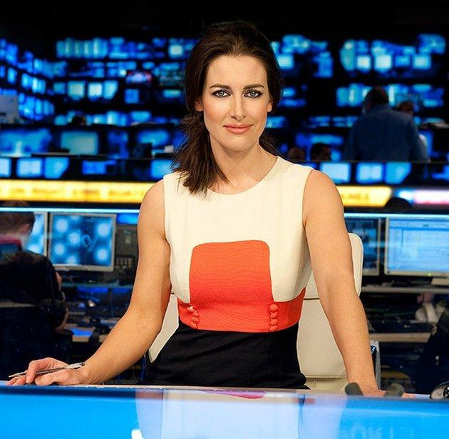 Kirsty Gallacher is walking away from Sky Sports