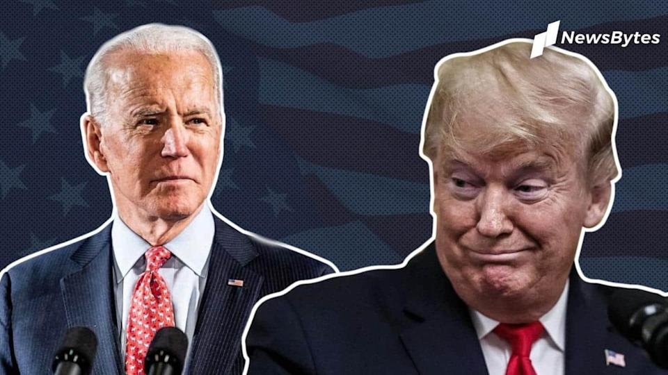 US poll tracker: Who will win, Biden or Trump?