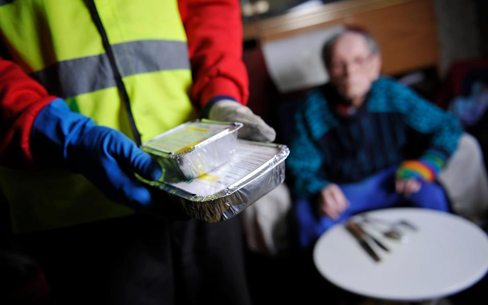 The study could help lonely people to enjoy their food more