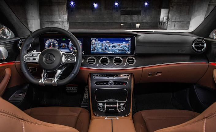 <p>Though capable, the Mercedes-AMG E53 is a luxury sedan first. Entertaining, dignified, and comparatively inconspicuous, we prefer to think of it as an E-class with enough extra performance to turn the occasional commute or weekend breakfast run into something more than just an errand.</p>