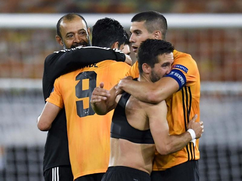 Wolves face Seville for a place in the Europa League semi-finals: EPA