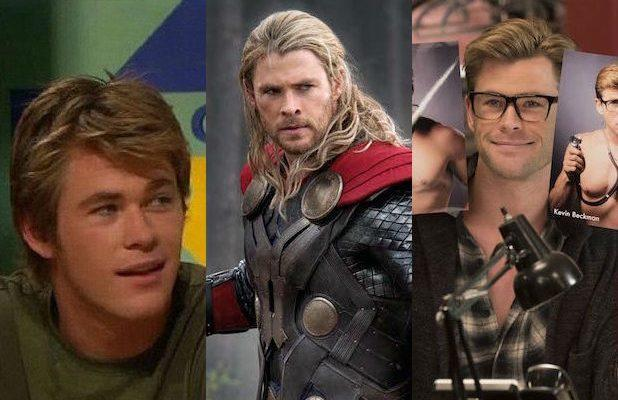 The Evolution Of Chris Hemsworth From Aussie Soaps To Thor To Extraction Photos