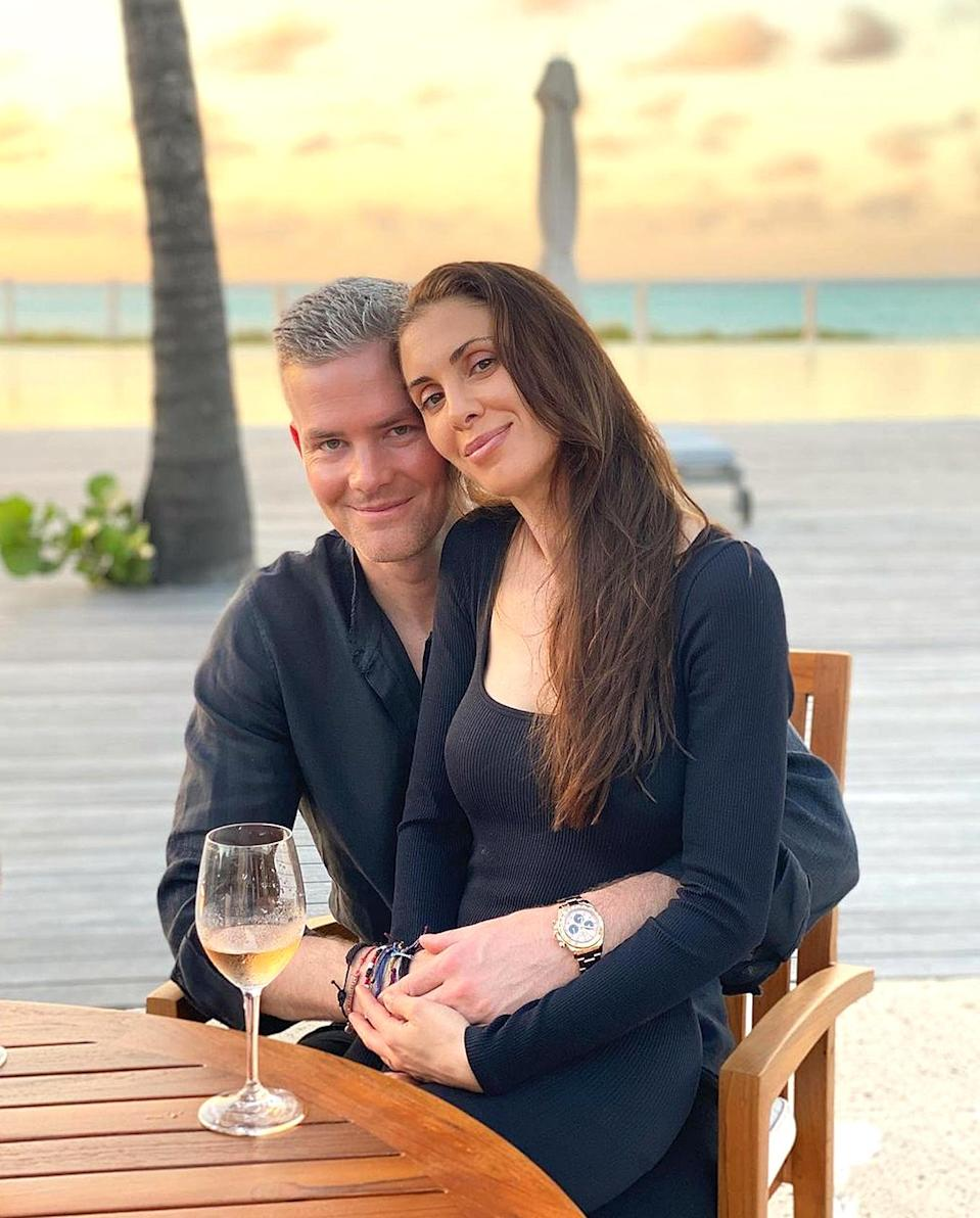 """<p><strong>Location:</strong> Turks and Caicos</p> <p>After finishing filming Season 9 of <em>Million Dollar Listing New York</em>, Ryan Serhant and wife, Emilia Bechrakis, jetted off to Turks and Caicos. """"It was time for just the two of us to get away for a few,"""" <a href=""""https://www.instagram.com/p/CM3DXjxFYLK/"""" rel=""""nofollow noopener"""" target=""""_blank"""" data-ylk=""""slk:he wrote"""" class=""""link rapid-noclick-resp"""">he wrote</a> of their stay at <a href=""""https://www.comohotels.com/en/parrotcay"""" rel=""""nofollow noopener"""" target=""""_blank"""" data-ylk=""""slk:COMO Parrot Cay"""" class=""""link rapid-noclick-resp"""">COMO Parrot Cay</a>, a private resort on the Caribbean island boasting more than 1,000 acres of land and beach.</p>"""