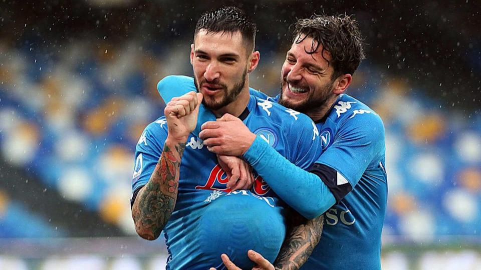 SSC Napoli v ACF Fiorentina - Serie A | MB Media/Getty Images