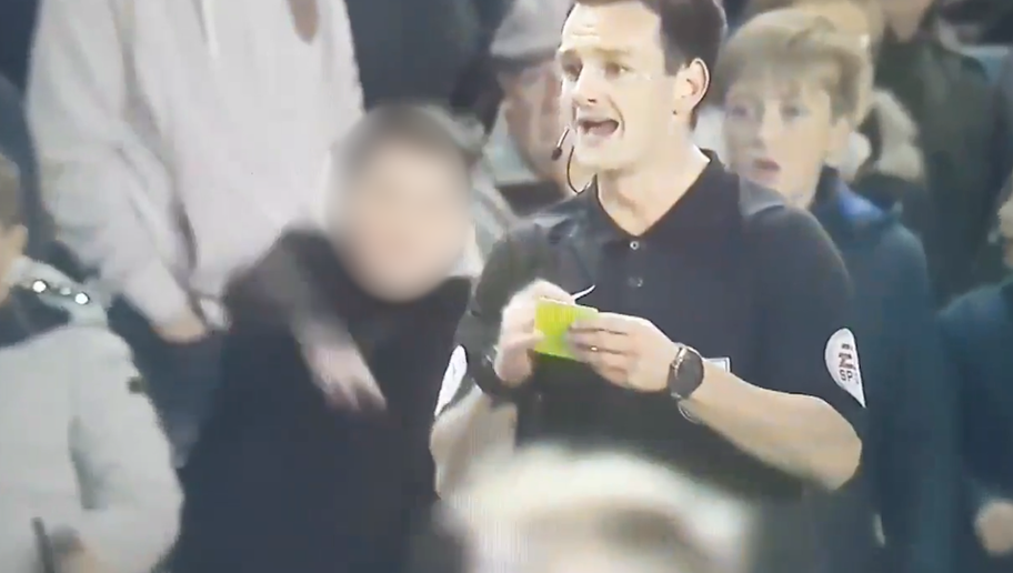 ​Shocking footage of a young Millwall fan appearing to throw missiles at a referee during his side's match with Scunthorpe United on Thursday have appeared online. The video in question was published on the ​​Sun​'s website, and showed the young supporter throwing small objects in the direction of the match official during a break in the League One semi-final first leg between the sides. Millwall, who are renowned for their fans' thuggish behaviour, will also likely be hit with Football...