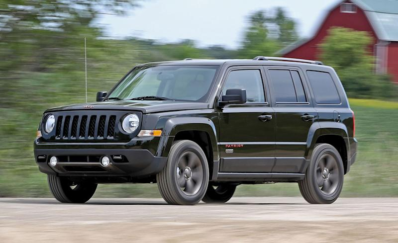 2016 jeep patriot 4x4 automatic. Black Bedroom Furniture Sets. Home Design Ideas