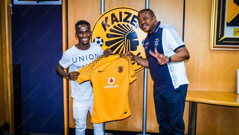 Kabelo Mahlasela closing in on long-awaited debut for Kaizer Chiefs