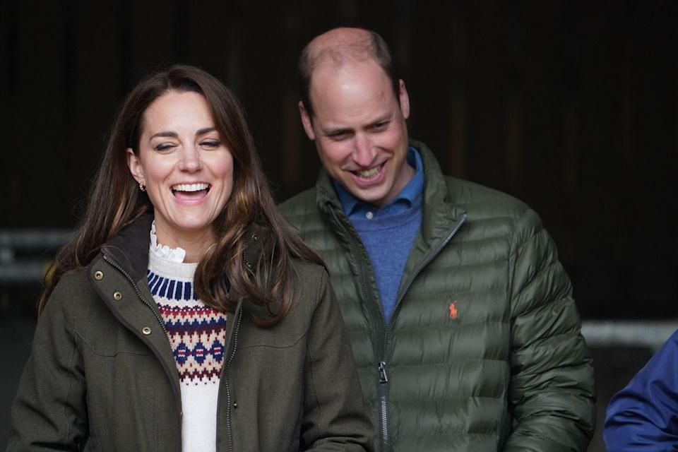 <p>Prince William and Kate also learned more about how sustainability and animal welfare are prioritized at Manor Farm. </p>