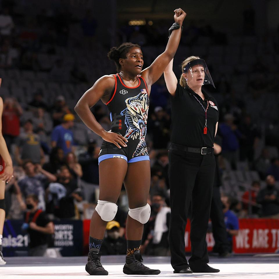 Meet the 6 Badass Women Wrestlers Who Just Qualified For the Tokyo Summer Olympics