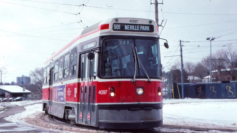 Now 40 years old, the CLRV streetcar is a piece of Toronto history that almost never came to be