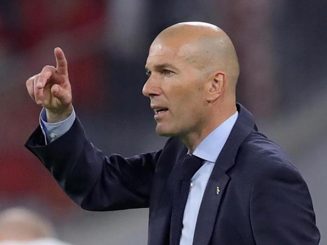 Zinedine Zidane insists Real Madrid's job is only half done after seizing advantage over Bayern Munich