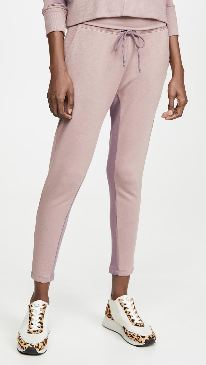 Beyond Yoga Swear By Fold Over Midi Sweatpants