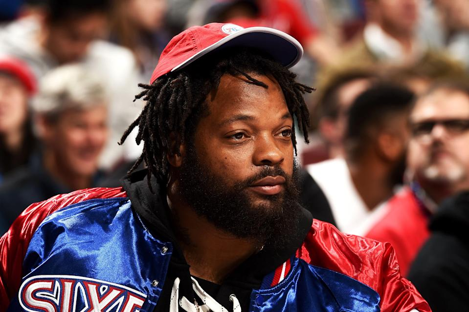 Michael Bennett is a Patriot now, and he won't change his beliefs to make anyone more comfortable. (Getty)