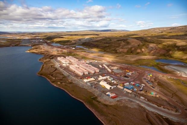 Baffinland Iron Mines flagged the outbreak to public health on Friday, according to a statement from the chief public health officer. (Submitted by Baffinland Iron Mines Corporation - image credit)