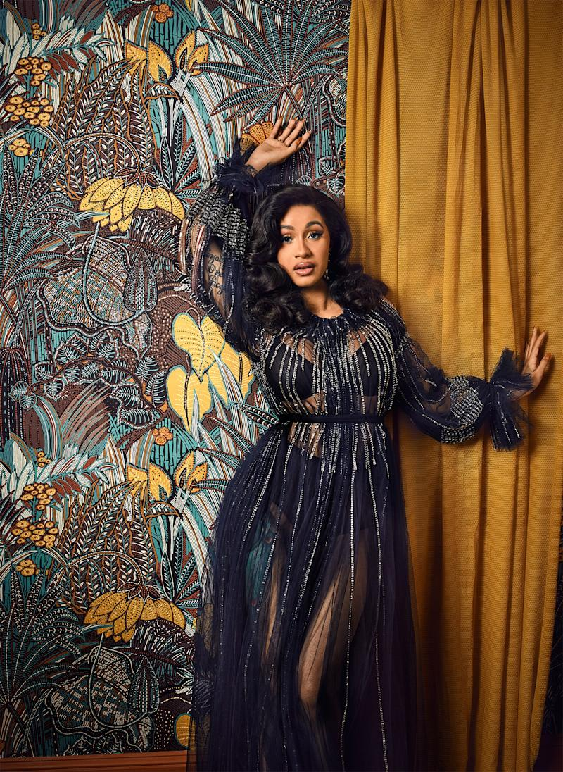 Cardi B Talks Kulture's Style and How She's Teaching Her Unwavering Confidence to Her Daughter