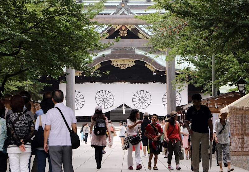 The Yasukuni shrine honours Japan's war dead, including some senior military and political figures convicted of serious crimes in the wake of the country's World War II defeat
