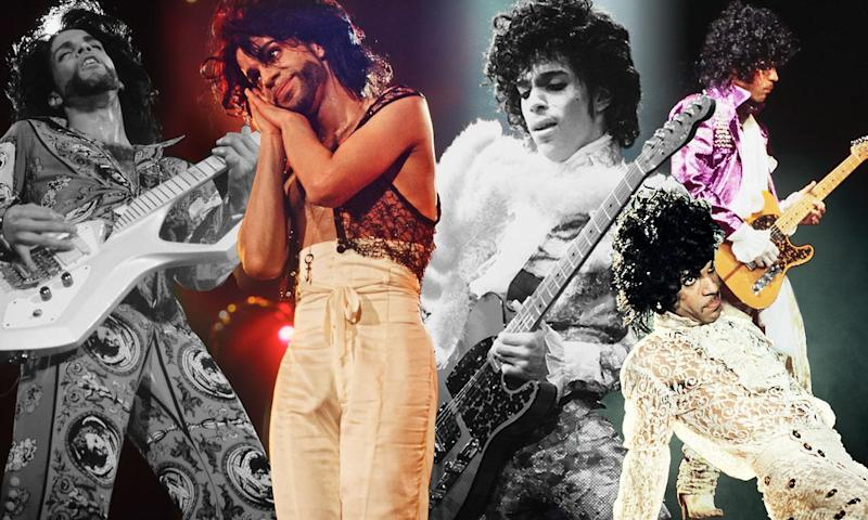 Prince dressing style