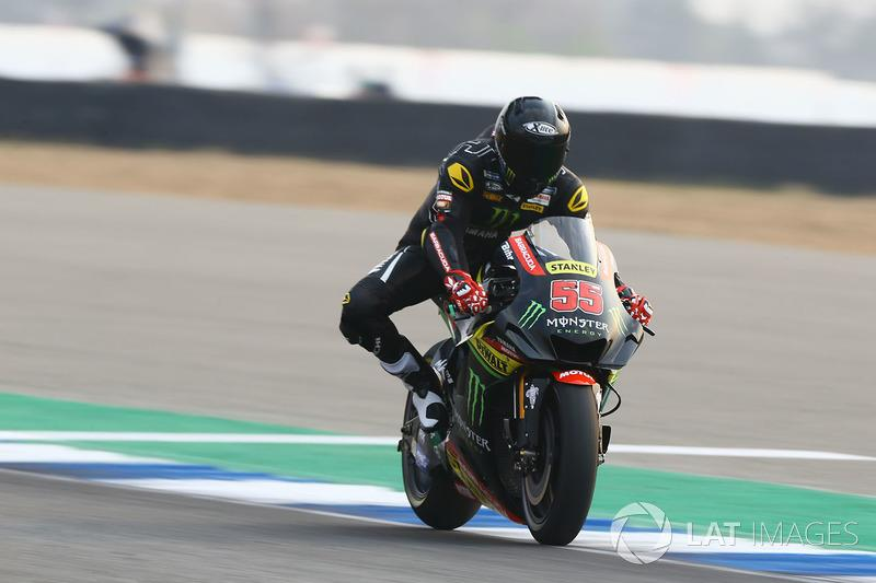 "2018. Hafizh Syahrin (MotoGP)<span class=""copyright"">Gold and Goose / Motorsport Images</span>"